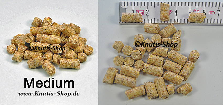 Roudybush Pellets medium