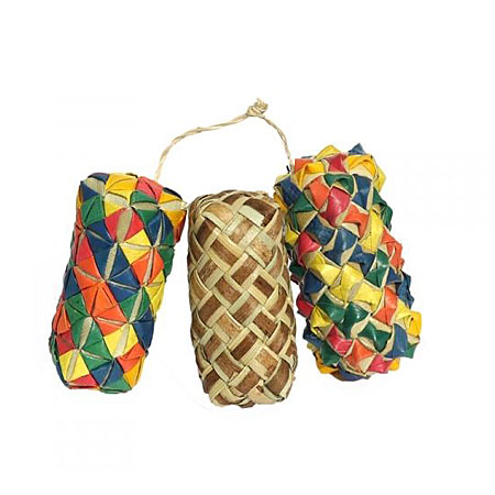 Woven Wonders Cylinder Foot Toys