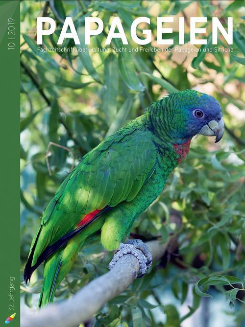 Papageien-Fachzeitschrift
